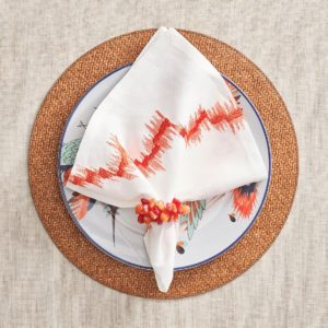 Подставка под тарелку Сайгон коричневый