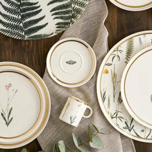 Коллекция посуды Botanical