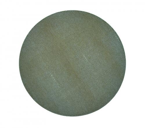 Подставка Шагрин зеленый