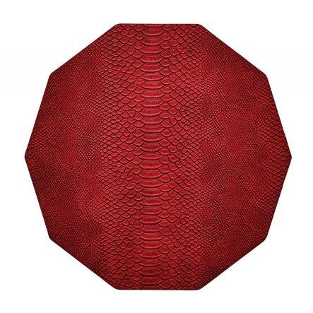 Подставка Питон красная