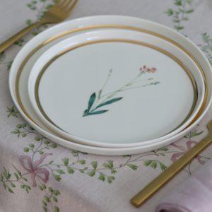 Тарелка пирожковая