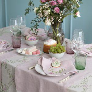 Элитный текстиль для сервировки стола