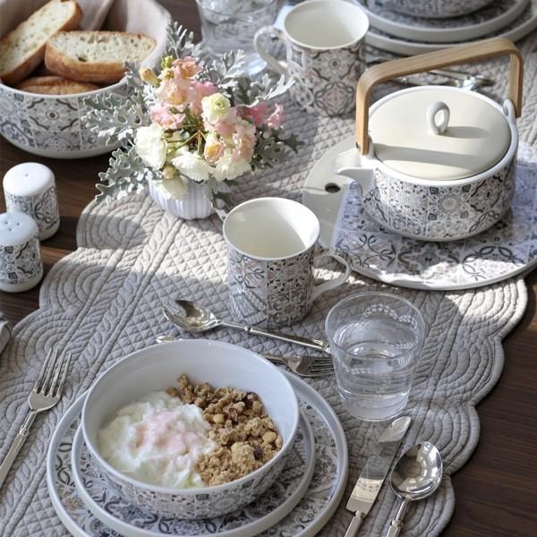 Как сервировать стол на завтрак